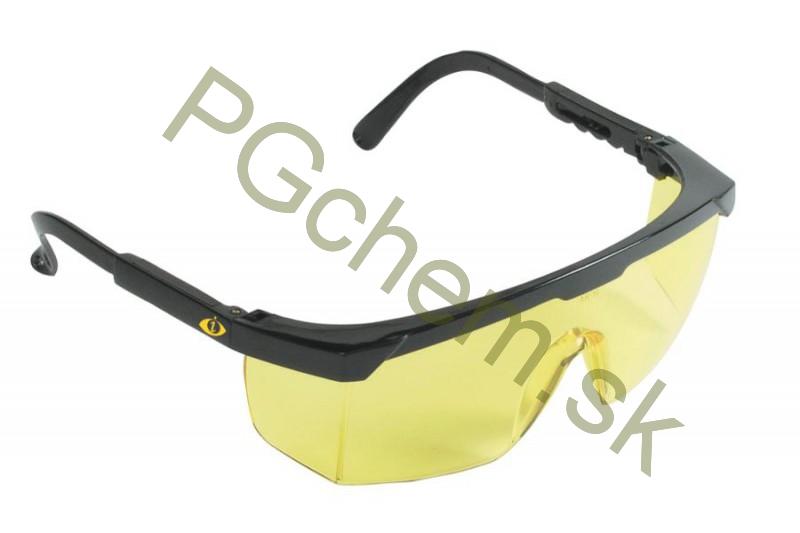 a71e16803 Ochranné okuliare - iSpector TERREY žtlé